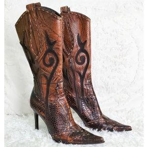 Vintage ALDO  boots size  37 (6.5)